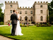 A Wonderful Backdrop for a Photo at Clearwell Castle