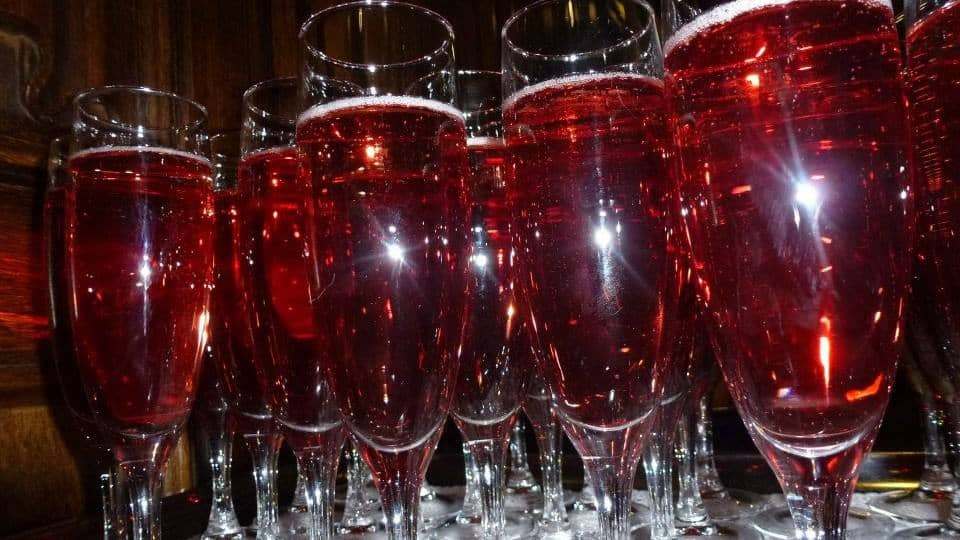 St Audries Park - Pink Sparkling Wine