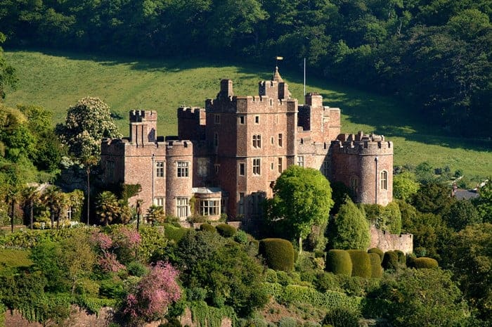 The Best Castles in Great Britain DunsterCastle-01-e1379535253529