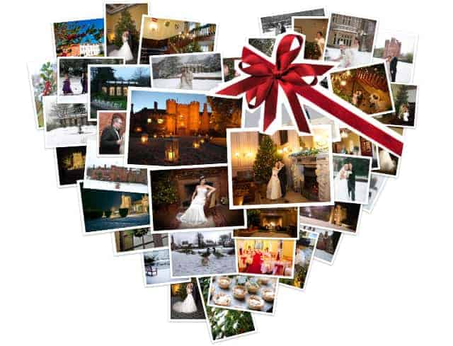 St Audries Park Wedding - Christmas Made Easy