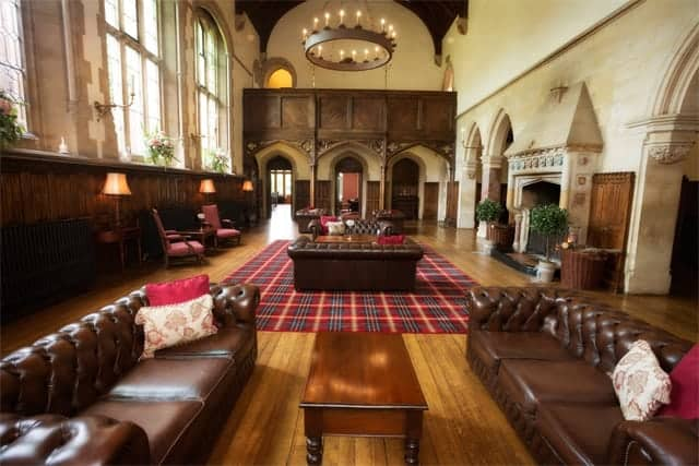 St Audries Park - Great Hall (BS)