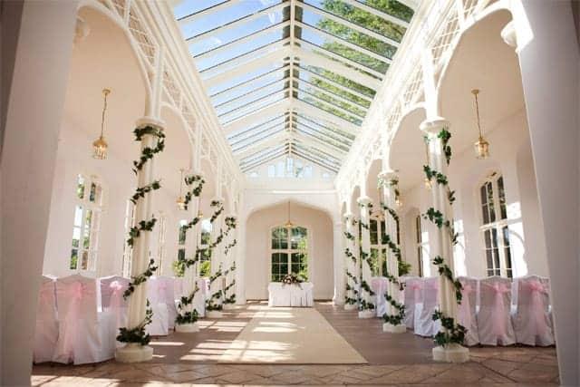 St Audries Park - Orangery Interior