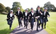 Groomesmen at St Audries