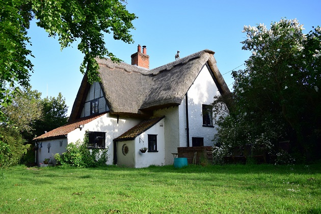 Countryside cottage